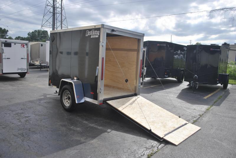 5X8 RC Trailers I Enclosed Cargo Trailer