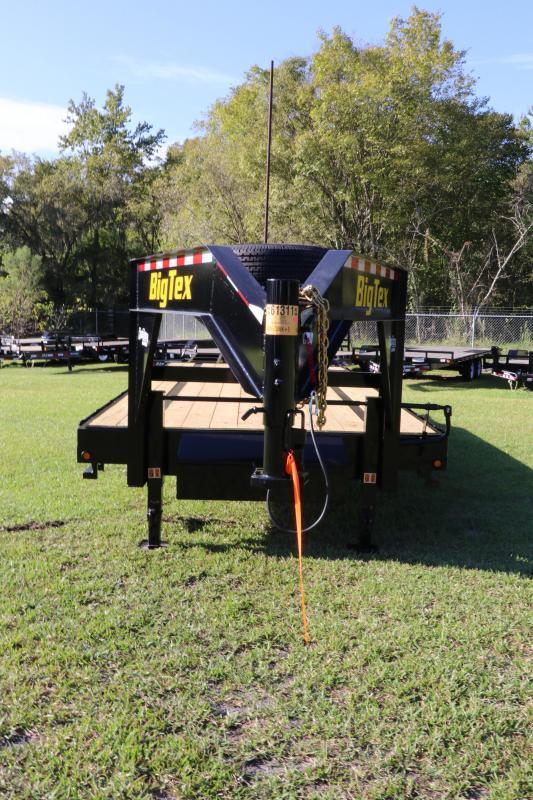 8.5 x 25 Big Tex Trailers I Equipment Trailer