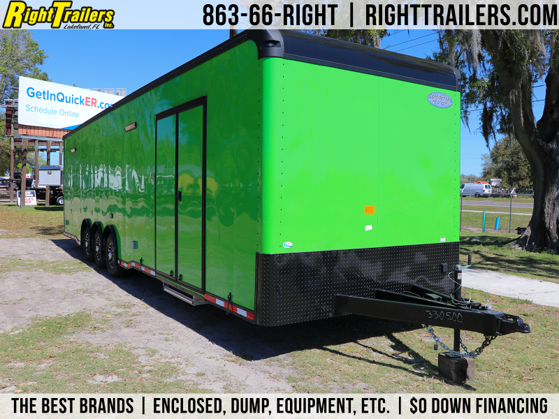 8.5x34 Continental Cargo | Car / Racing Trailer