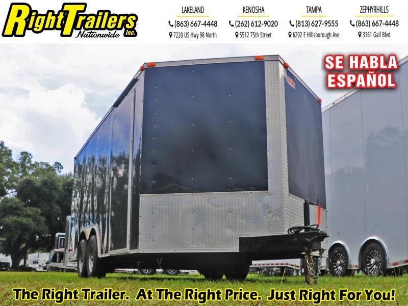 Used 2013 Arising I Enclosed Cargo Trailer