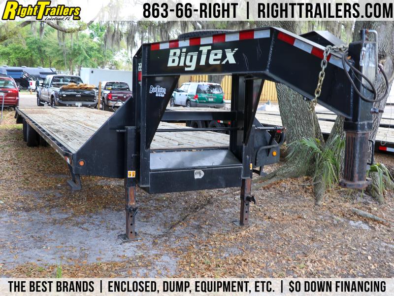 8.5X40 Big Tex | Equipment Trailer