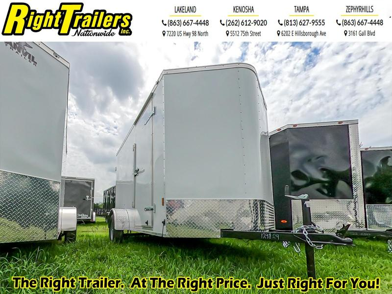 6x10 Cont Cargo Enclosed Cargo Trailer