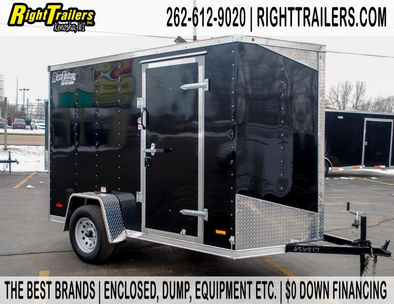6X10 RC Trailers I Enclosed Cargo Trailer