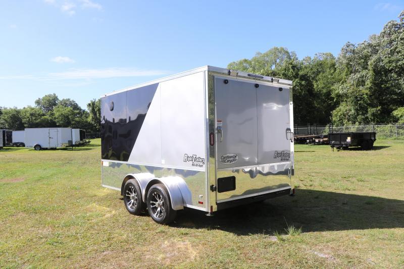 7X12 Continental Cargo I Enclosed Cargo Trailer