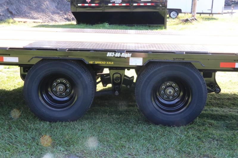 8.5X30 Big Tex Trailers I Equipment Trailer