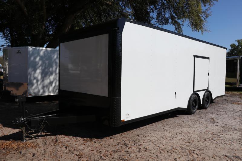 8.5X24 Anvil   Car / Racing Trailer