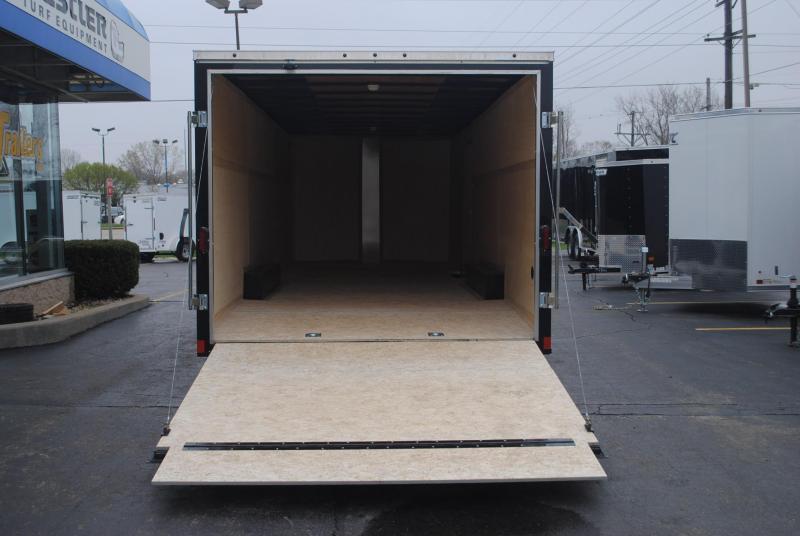 8.5x24 Haulmark | Enclosed Trailer