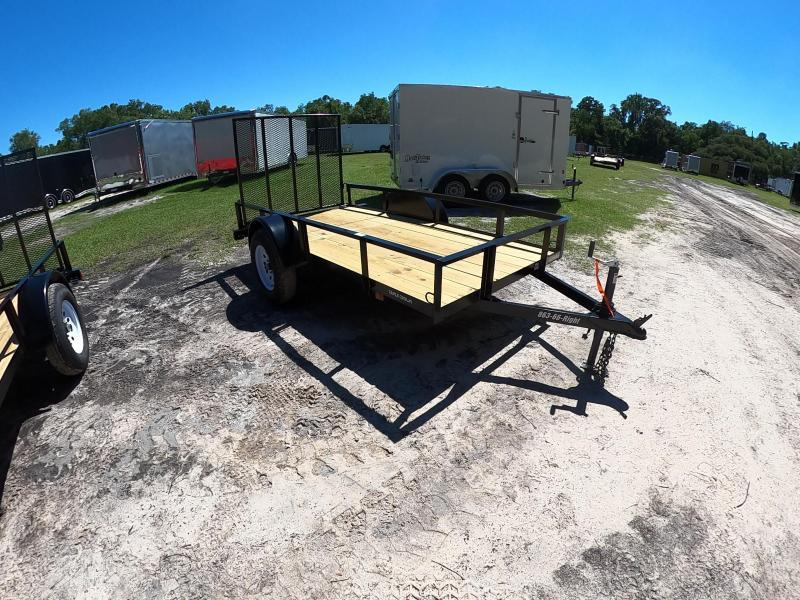 5x10 Red Hot Utility Trailer