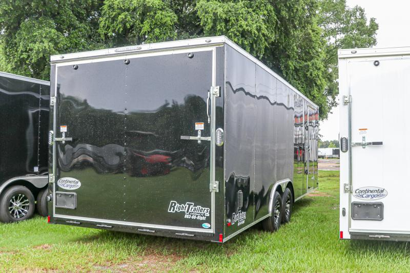 8.5X24 Continental Cargo I Enclosed Cargo Trailer