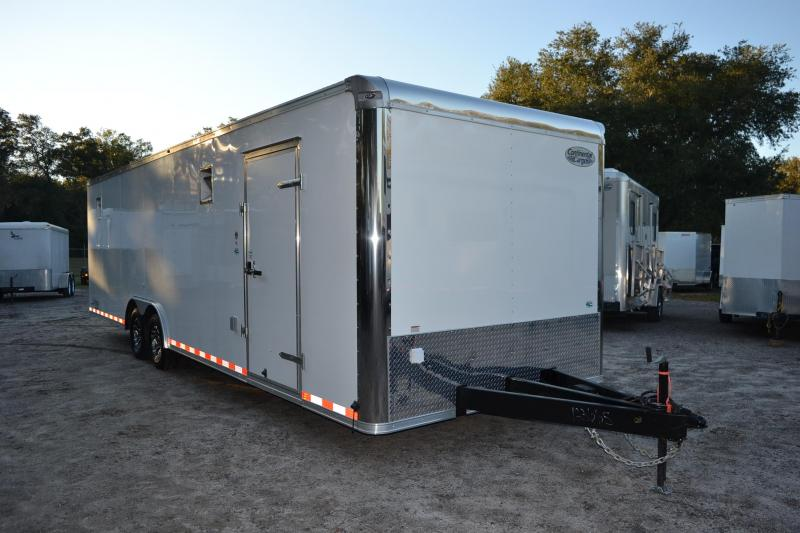 8.5x28 Continental Cargo | Enclosed Trailer