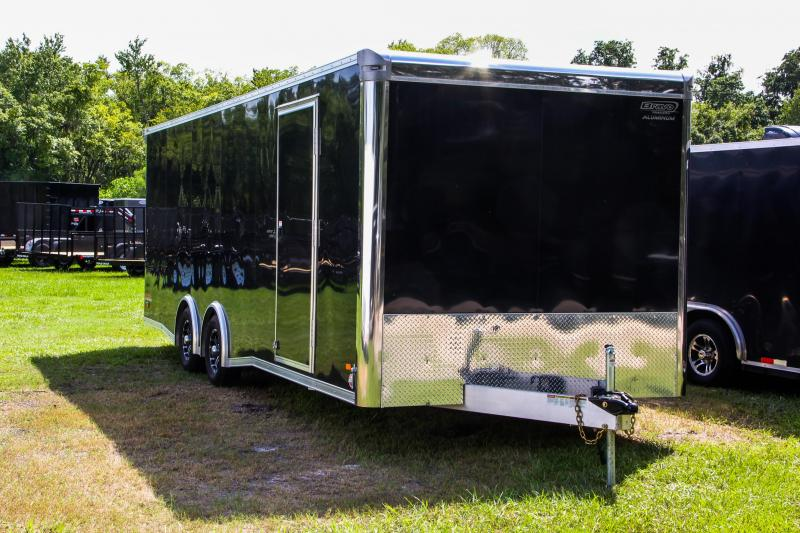 8.5X24 Bravo Trailers I Car / Racing Trailer