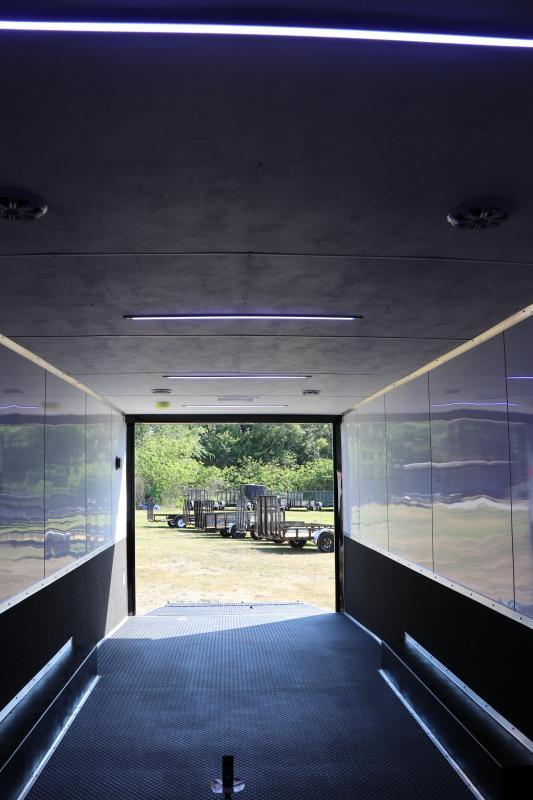 8.5X30 Continental Cargo I Enclosed Cargo Trailer