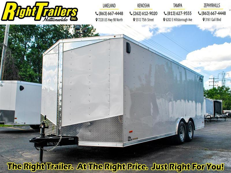 8.5X20 RC Trailers I Enclosed Cargo Trailer