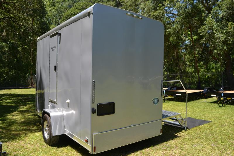 Restroom Trailer | Forest River | 2 Stations