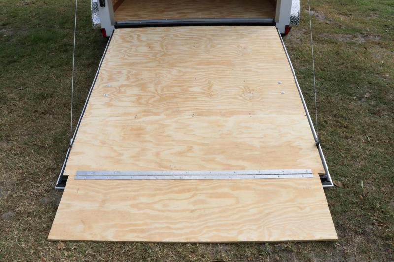 6x12 Continental Cargo | Enclosed Cargo Trailer