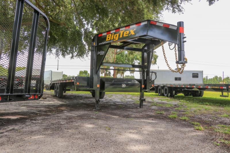 14GN-20+5 Big Tex Trailers I Equipment Trailer
