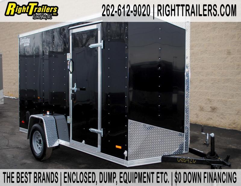 6X12 RC Trailers I Enclosed Cargo Trailer