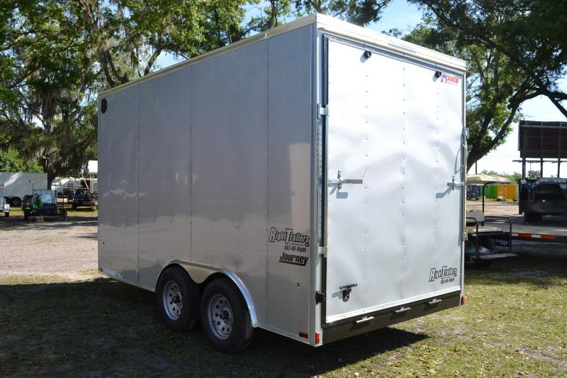 7x14 Pace American | Enclosed Trailer