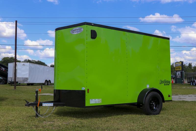 6X10 Continental Cargo I Enclosed Cargo Trailer