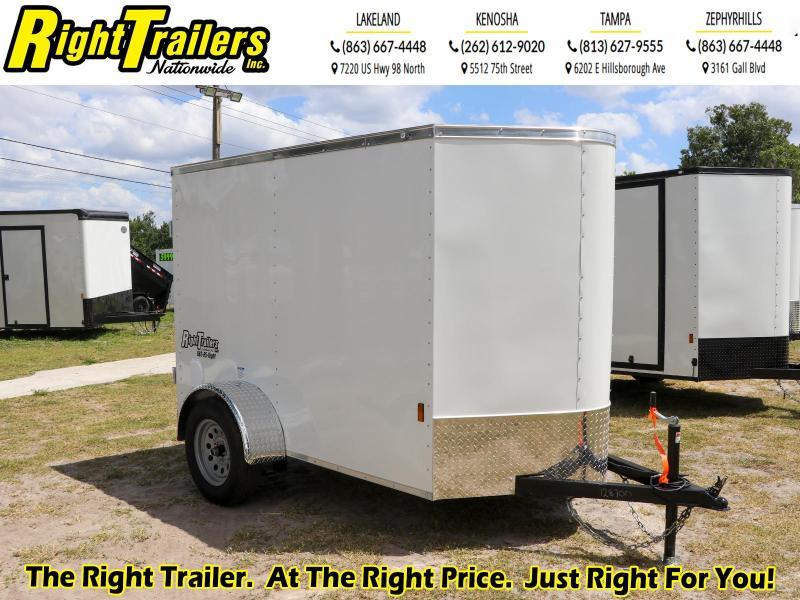 5X8 Continental Cargo I Enclosed Cargo Trailer