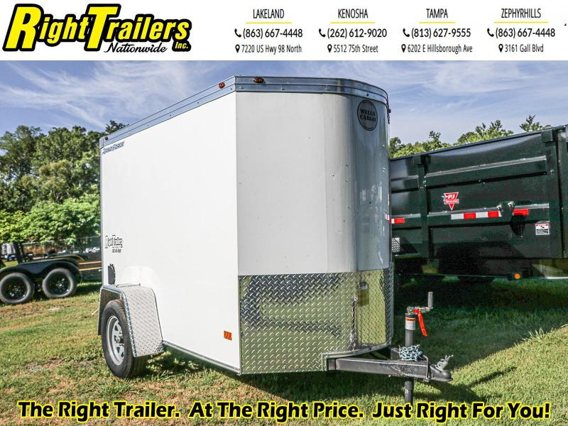 5x8 Wells Cargo I Enclosed Cargo Trailer