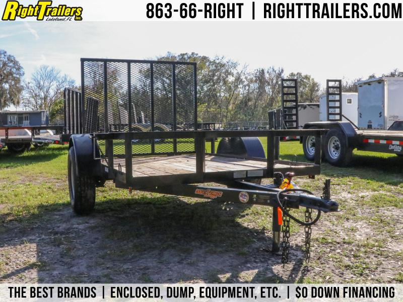 5x8 Down 2 Earth Trailers | Utility Trailer