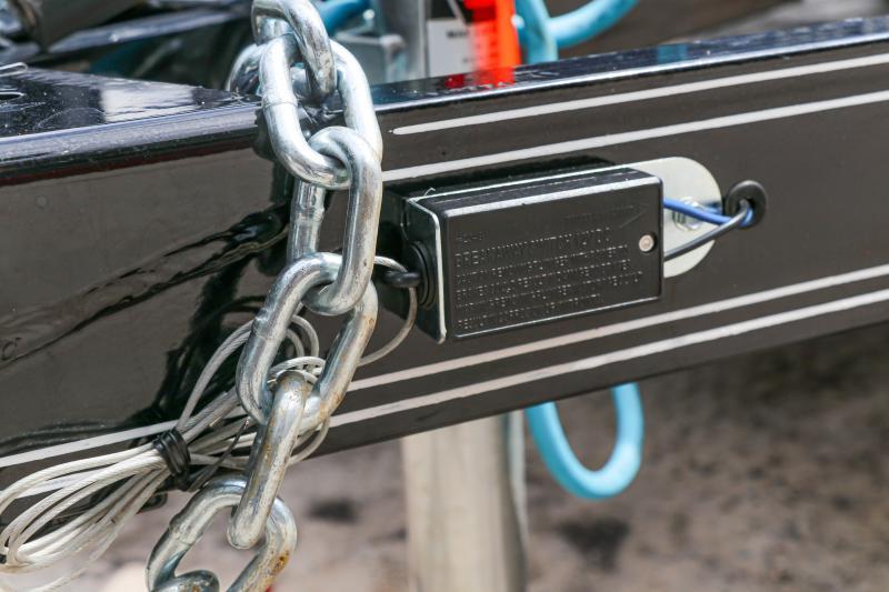 7x18 PJ Trailers Channel Utility (UL) Utility Trailer