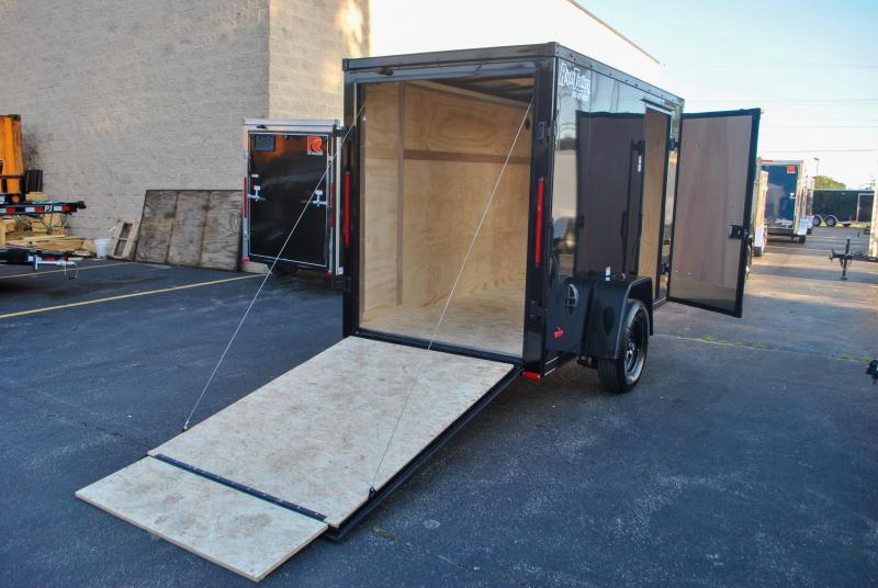 5X10  RC Trailers I Enclosed Cargo Trailer