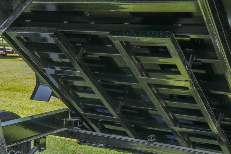 7X14X4 PJ Dump Trailer