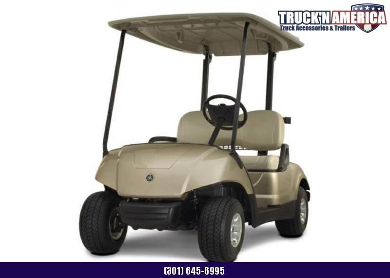 2016 Yamaha DRIVE 48v Golf Cart - TAN