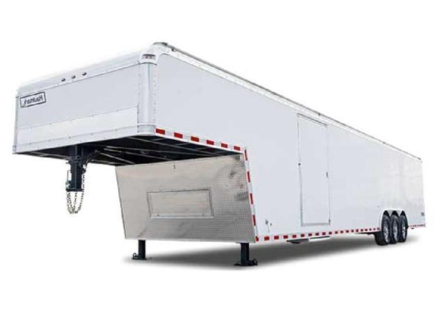 2020 Haulmark Edge FW/GN - 8.5 ft Wide Gooseneck / Fifth Wheel Trailer - 15000 to 24000 LB