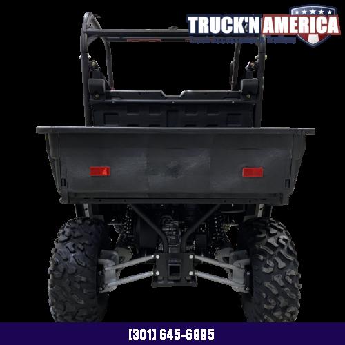 2021 American LandMaster L4 Utility Side-by-Side (UTV) - BLACK