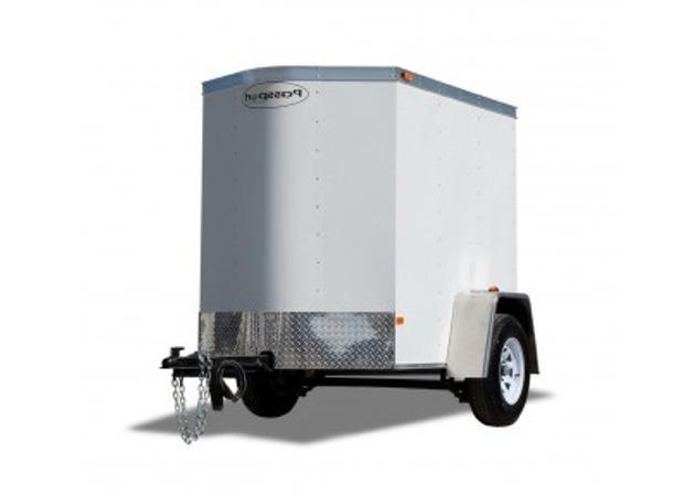 2020 Haulmark PPT4X6DS2 Enclosed Cargo Trailer