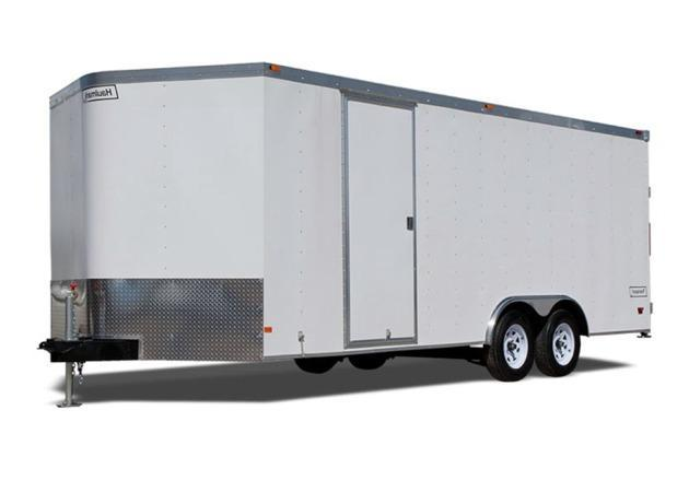 2020 Haulmark Transport V-Nose - 8.5 ft Wide Tandem Axle - 7000 and 10000 LB Cargo Trailer