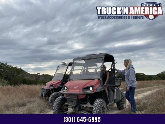 2021 American LandMaster L7 Utility Side-by-Side (UTV) - RED