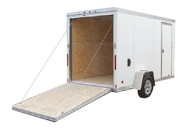 2020 Haulmark ALX6X12SA Enclosed Cargo Trailer