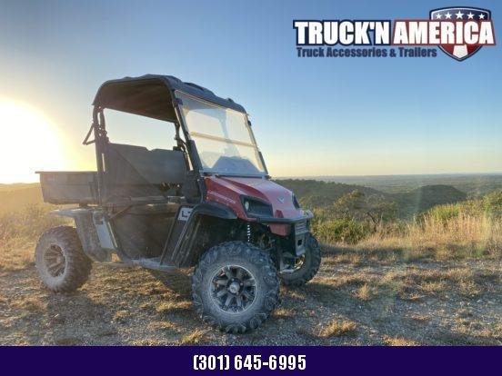 2021 American LandMaster L7 Utility Side-by-Side (UTV) - CAMO