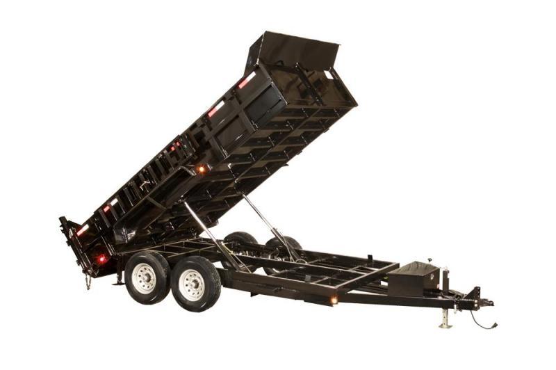 2020 Griffin 83 X 12 Dual Ram Dump Dump Trailer