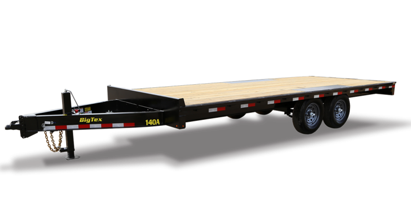 2022 Big Tex Trailers 14OA 102 X 20 Equipment Trailer