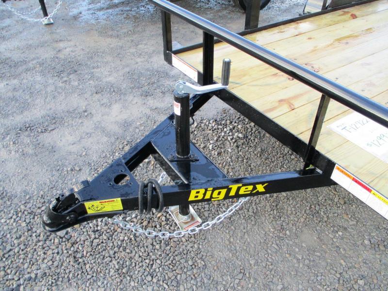 2021 Big Tex Trailers 30SA 5 X 10 Utility Trailer