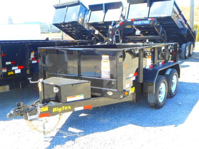 2021 Big Tex Trailers 90SR 6 X 12 Dump Trailer