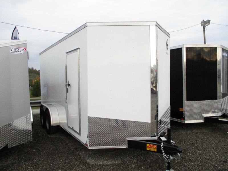 2021 Spartan Cargo 7 X 16 Enclosed Cargo Trailer