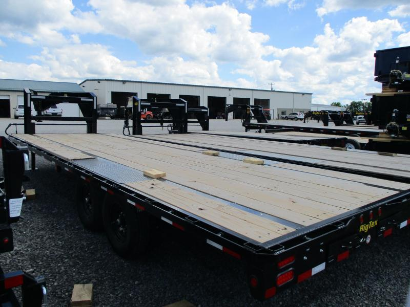 2020 Big Tex Trailers 14GN 102 X 25 Equipment Trailer