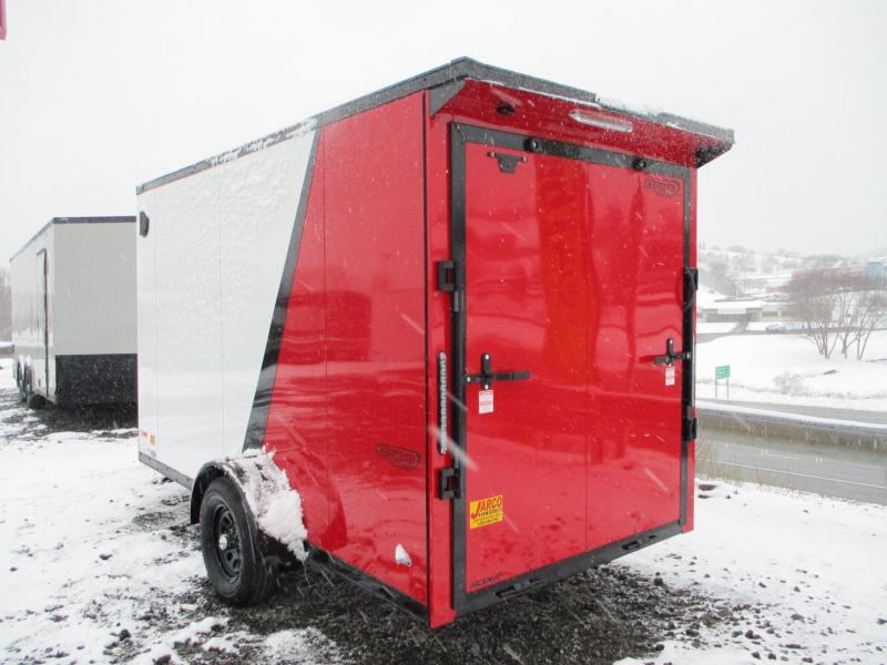 2021 Bravo Trailers Scout 6 X 12 Enclosed Cargo Trailer