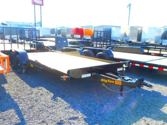2021 Big Tex Trailers 70CH 83 X 18 Car / Racing Trailer