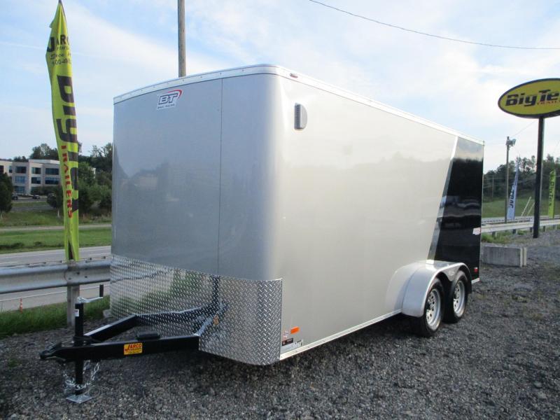 2022 Bravo Trailers Scout 7X16 Enclosed Cargo Trailer