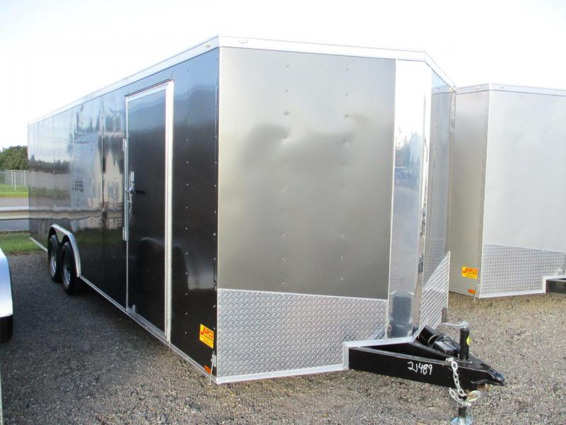 2021 Spartan Cargo 8.5 X 24 Enclosed Cargo Trailer