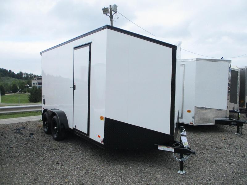 2021 Bravo Trailers Scout 7 X 14 Enclosed Cargo Trailer