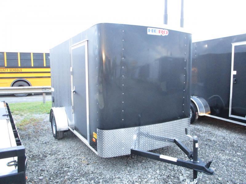 2022 Bravo Trailers HERO 6 X 12 Enclosed Cargo Trailer