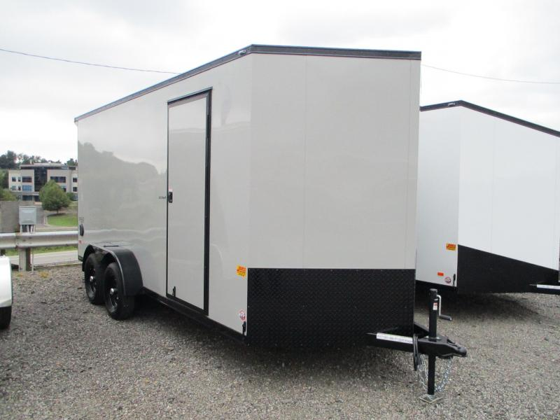 2021 Bravo Trailers Scout 7 X 16 Enclosed Cargo Trailer